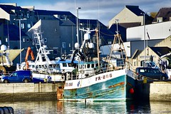 FR285 El Shaddai - Fraserburgh Harbour - Aberdeenshire Scotland - 13/11/2018 (DanoAberdeen) Tags: danoaberdeen danophotography fraserburghscotland fraserburgh aberdeenscotland aberdeenshire trawlers trawlermen fishingtrawlers scottishtrawlers salmon haddock cod shellfish workboats tug northsea 2018 candid amateur autumn summer winter spring fraserburghharbour fish fishing fishingtown fishingport seafarers maritime whitefish whitefishport creels broch thebroch shipspotting shipspotters fishingboat northeast northeastscotland ship boat harbour lifeatsea shipbuilding marine northseafishing northseatrawlers fr285 elshaddai