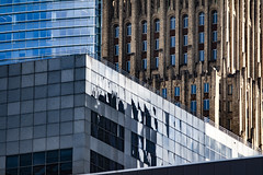 (jfre81) Tags: houston texas tx art deco modern gulf jpmorgan building architecture contrast space bayou city urban htown 713 detail geometry abstract lines