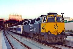 333.107 25.8.2003 (Mariano Alvaro) Tags: 333 107 renfe tren talgo camas coruña san cristobal madrid chamartin galicia vias