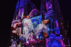 _8889374_flickr (T and F Bollen) Tags: catharinacurch glow eindhoven catharina church netherlands festival