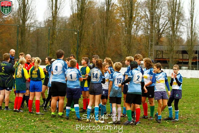 U14 Limburg - Hamme/Mechelen