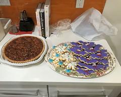 022 Just Desserts (saschmitz_earthlink_net) Tags: 2018 california southerncaliforniagrotto christmasparty losangelescounty baldwinhills windsorhills party climbing practice