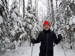Kolopore (Simon -n- Kathy) Tags: greycounty thornbury bluemountain ski skate winter snow lights night