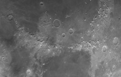 20190116 21-21 Eratosthenes, Montes Apenninus, Archimedes, Montes Caucasus, Montes Alpes (Roger Hutchinson) Tags: moon space astronomy astrophotography london celestronedgehd11 asi174mm craters
