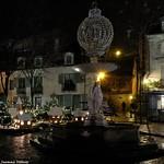 Fontaine de Chinon au moment des fêtes de fin d'année (37) thumbnail