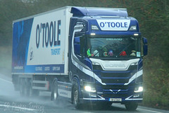 Scania R500 O'Toole Transport (SR Photos Torksey) Tags: transport truck haulage hgv lorry lgv logistics road commercial vehicle freight traffic scania otoole ireland