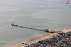 The Pier, Walton on the Naze (Essex Explorer) Tags: aerial img9001 pier waltononthenaze essex northsea