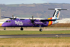 G-PRPG_11 (GH@BHD) Tags: gprpg dehavilland bombardier dhc dhc8 dhc8402q dasheight be bee flybe turboprop aircraft aviation airliner bhd egac belfastcityairport