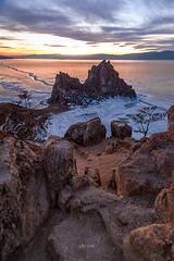Baikal (dreemdim) Tags: landscape russia siberia baikal nature natgeoru sunset