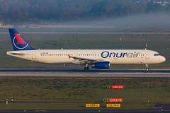 Onur Air (ab-planepictures) Tags: dus eddl düsseldorf flugzeug aircraft plane planspotting flughafen airport aviation