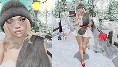 # 291 (aaiyanasilverfall) Tags: 01 amias bento blog blush christmas claire doe elise fashion galina gifts justmagnetized kawaii livie lona mabel michan momochuu outside reindeer secondlife secrethidepout sence sl snow snowman snowy tannenbaum virtual warm winter blogger enchante maitreya mesh whimsical