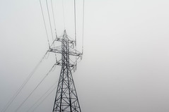 Power (MattPokluda) Tags: foggy nikon d5200 35mm windsor ontario canada walker black white photography moody light texture
