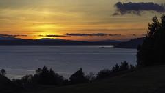 Sound Sunset Screensaver (LifeLover4) Tags: sunset pugetsound outside sky water landscape explore explored interestingness hughstickney stickneydesign chambersbay washington buoyant
