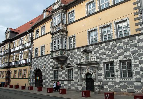 Stadtmuseum,  Erfurt