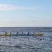 Outrigger Canoe Princeville Kauai Hawaii