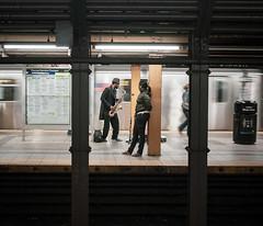 Subway sound (phaul2001) Tags: atlantikküste newyork newyorkcity northeast ostküste usa atlanticcoast bigapple eastcoast gotham
