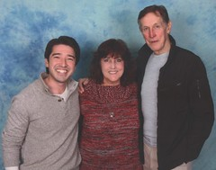 with Andrew and Mark (JeanbugC) Tags: vampireball buffythevampireslayer jamesmarsters julietlandau andrewferchland markmetcalf tomlenk photoops