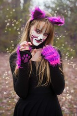 Halloween, 2018 (Kristin Small Photography) Tags: girl cute glitter costume halloween wisconsin fall autumn kristinsmallphotography wiphotographer
