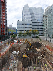 201809097 New York City Chelsea (taigatrommelchen) Tags: 20190938 usa ny newyork newyorkcity nyc manhattan chelsea icon urban city building architecture constructionsite