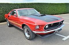 Ford Mustang 351 Mach 1 (benoits15) Tags: ford mustang mach1 351 car usa muscle
