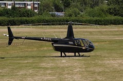 G-SYES (LIAM J McMANUS - Manchester Airport Photostream) Tags: gsyes lsethire robinson r66 helicopter robinsonr66 cityairportmanchester barton egcb