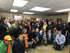 "NOVA Labor Federation canvass for Vangie Williams and Jennifer Wexton • <a style=""font-size:0.8em;"" href=""http://www.flickr.com/photos/117301827@N08/45139241084/"" target=""_blank"">View on Flickr</a>"