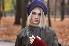 Warm autumn (IamRina_) Tags: bjd doll abjd bjdboy
