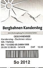 "Bahnfahrausweis Schweiz • <a style=""font-size:0.8em;"" href=""http://www.flickr.com/photos/79906204@N00/45219331825/"" target=""_blank"">View on Flickr</a>"