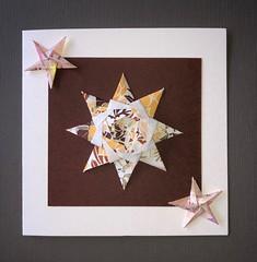 Stars (anuradhadeacon-varma) Tags: paperfolding star origami