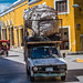2018 - Mexico - IZAMAL - Refuse Pick Up