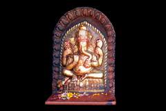 Nepal - Kathmandu - Ganesha - 171d (asienman) Tags: nepal kathmandu ganesha asienmanphotography asienmanphotoart