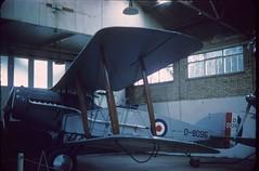 35mm slide image (San Diego Air & Space Museum Archives) Tags: aviation aircraft airplane biplane militaryaviation bristolaeroplanecompany bristolaeroplane bristolf2fighter bristolf2 bristolfighter brisfit bristolf2bfighter bristolf2b