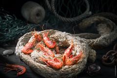 KHRD7338 (akhardin) Tags: pandalushypsinotusbrandt 1851 canoneos1dsmarkiii canon phottixatlas vladivistok seafood shrimps food studio foodstyle sea japan владивосток фудфотограф ботан креветка