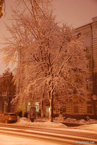 Засніжений зимовий Київ 425 InterNetri.Net Ukraine