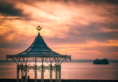 Heaven's Light our Guide (Andrew J Hulson) Tags: bandstand portsmouth southcoast southsea southofengland fort seascapes seascape metel creen green holiday hampshire england uk great britian cityofportsmouth