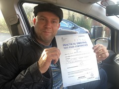 Massive congratulations  to Piotr Brzozowski passing his practical driving test. Well done mate.   www.leosdrivingschool.com