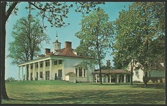 Home of Washington (tico_manudo) Tags: virginia georgewashington mountvernon vintagepostcards