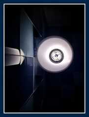 Viewpoint (MoparMadman63) Tags: innovative futuristic light lamp electric tile blue darkness abstract viewpoint object