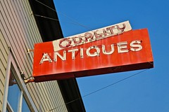 Quality Antiques, Fortuna, CA (Robby Virus) Tags: fortuna california ca quality antiques neon sign signage