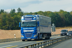 DAF XF SSC E6 116.510 FT - Spedition Ehman GmbH Wittighausen, Deutschland (Celik Pictures) Tags: daf xf ssc e6 116510 ft tbbeh84 speditionehmangmbh wittighausen deutschland