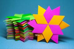 Rafael Star (talina_78) Tags: origami star mariasinayskaya