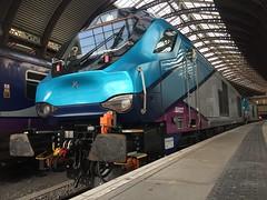 68027 at York (14/11/18) (*ECMLexpress*) Tags: first transpennine express class 68 diesel locomotive 68027 york ecml