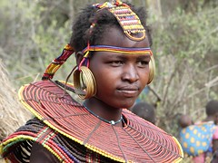 Visiting a Pokot village (Linda DV (back and catching up)) Tags: pokotpeople pokotminority pokot minority people tribe culture lindadevolder africa 2018 lumix travel geotagged nature kenya fauna baringocounty baringolake ethnicminority tradition fadingculture