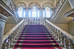 Belfast City Hall (Runemaker) Tags: belfast cityhall stairway stairs northernireland ireland unitedkingdom uk hdr