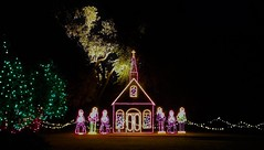 Bellingrath Magic Christmas in Lights (ciscoaguilar) Tags: christmas bellingrath lights theodore alabama