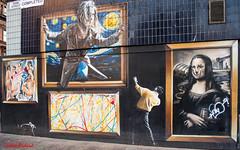 Street Art (red.richard) Tags: glasgow york street art wall painting scotland