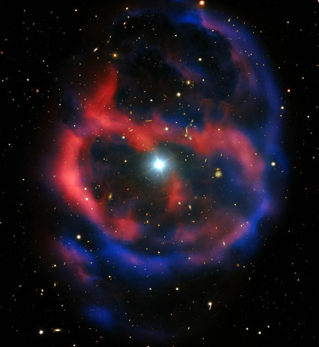 Ephemeral Planetary Nebula, variant