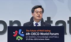 The_6th_OECD_World_Forum_05 (KOREA.NET - Official page of the Republic of Korea) Tags: oecd 6thoecdworldforum 제6차oecd세계포럼 angelgurría kangshinwook kimdongyeon inchon songdo songdoconvensia