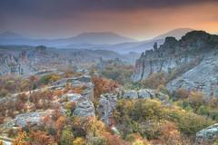 Rocky Sunset (hapulcu) Tags: balkan belogradchik bulgaria bulgarie bulgarien herbst vidin automne autumn autunno otoño toamna