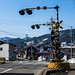 Passage à niveau a Takayama